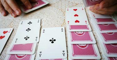 jeu du solitaire