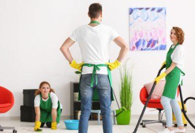 service de nettoyage professionnel