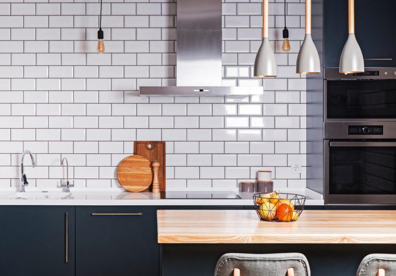 L'intérêt de bien choisir le carrelage mural d'une cuisine