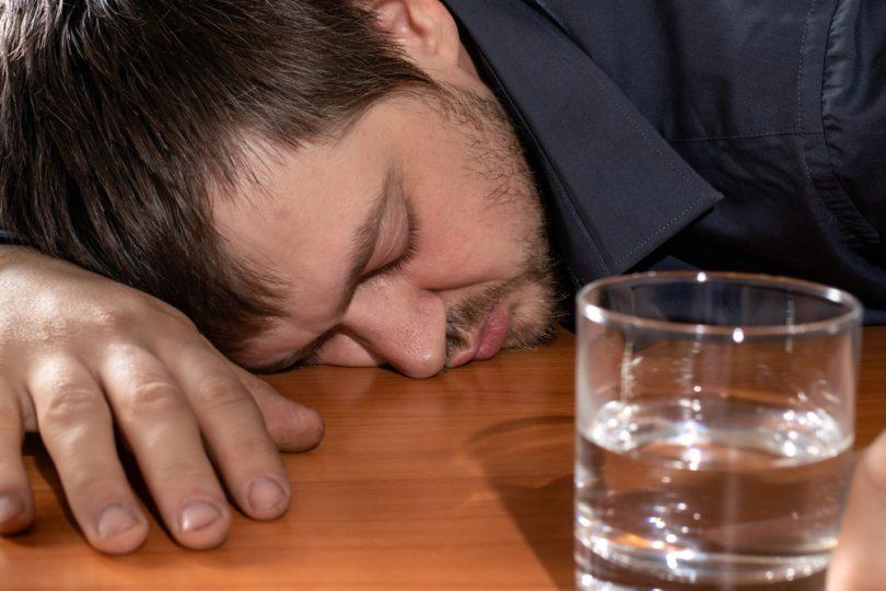 sevrage d'alcool